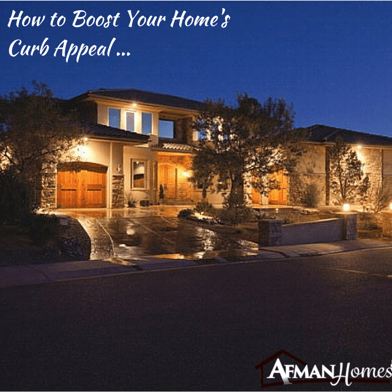 Boosting Your Curb Appeal Boosts Your Home Value