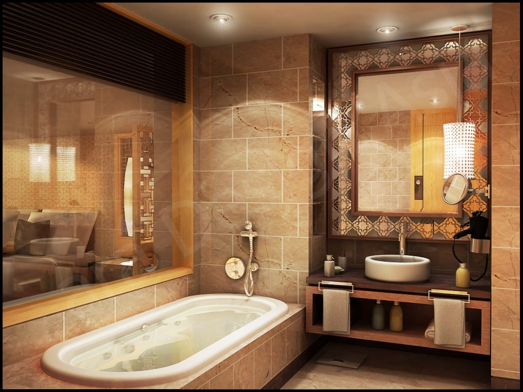 Bathroom Design Trends of 2015